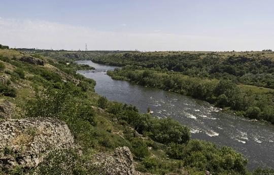 أنهار أوكرانيا