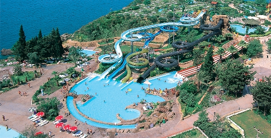 Waterparken in Bodrum