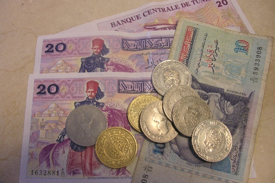 Monnaie en Tunisie