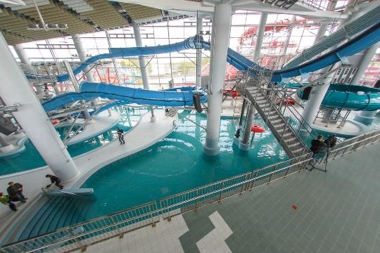 Waterparken in Minsk