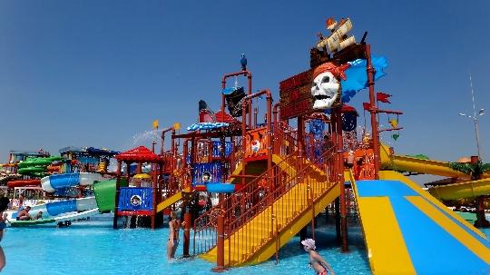 Parcs aquatiques à Odessa