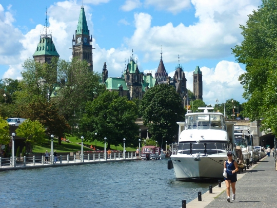 Ottawa is de hoofdstad van Canada
