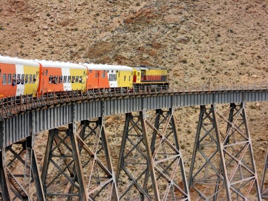 Spoorwegen van Argentinië