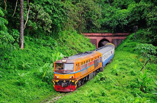 Thaimaan rautatiet