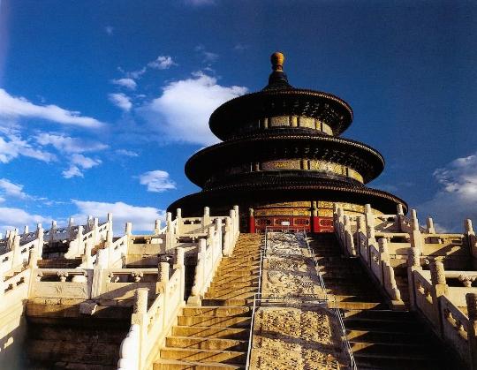 Peking is de hoofdstad van China