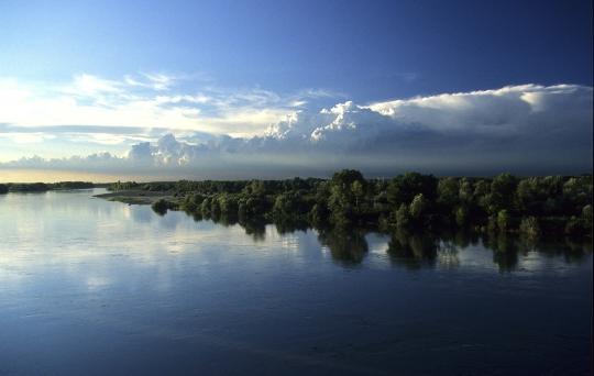 Italië rivieren