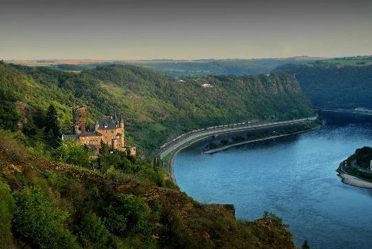 Duitsland rivieren