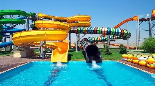 Водни паркове в Севастопол