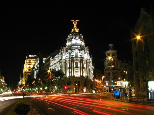 مدريد - عاصمة أسبانيا