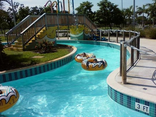 Parki wodne w Miami