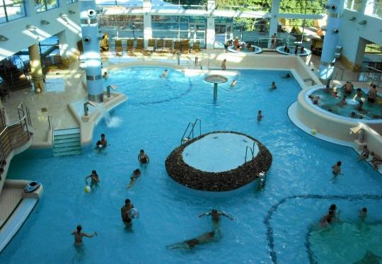 Водни паркове в Сопот