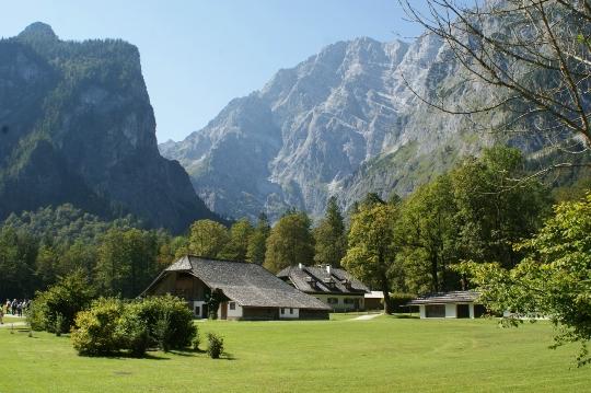 Natuurreservaten in Duitsland