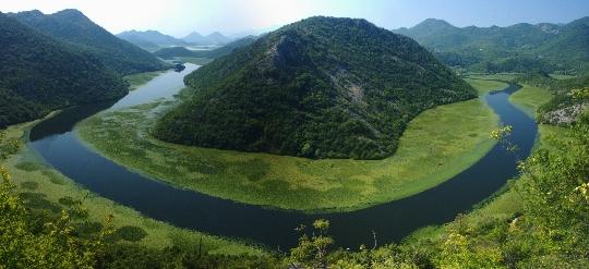 Montenegron luonnonsuojelualueet