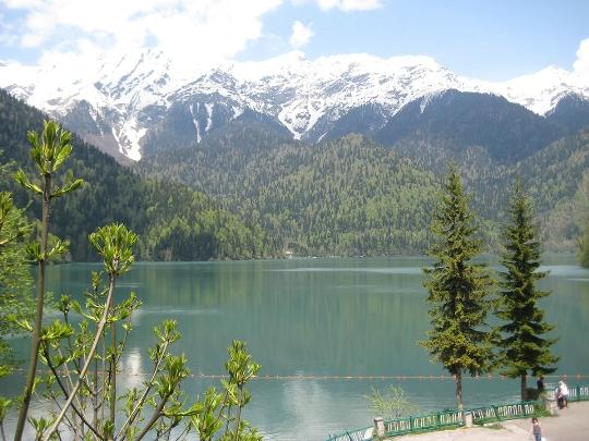 Reserves van Abchazië