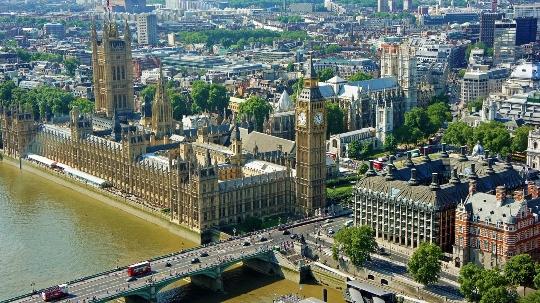 Straten van Londen