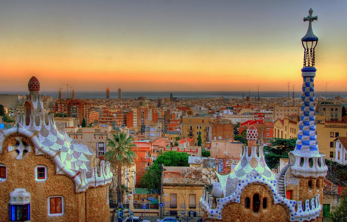 Kausi Barcelonassa