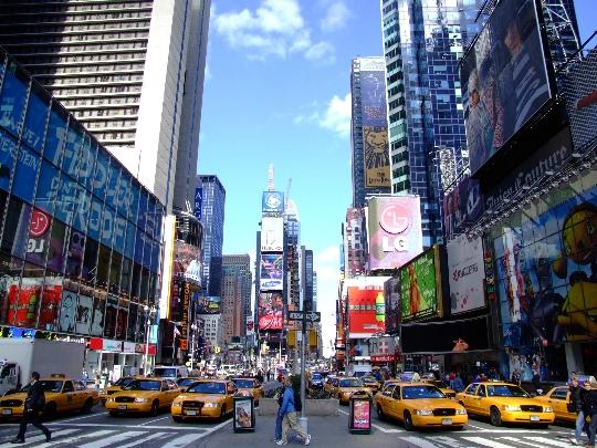 Straten van New York