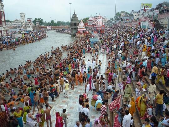 Реки на Индия