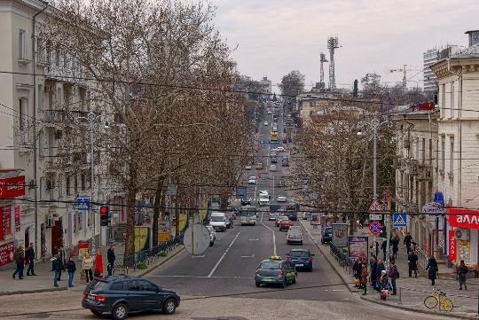 Улици на Севастопол