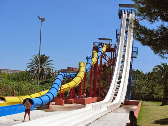 Waterparken in Costa Del Sol