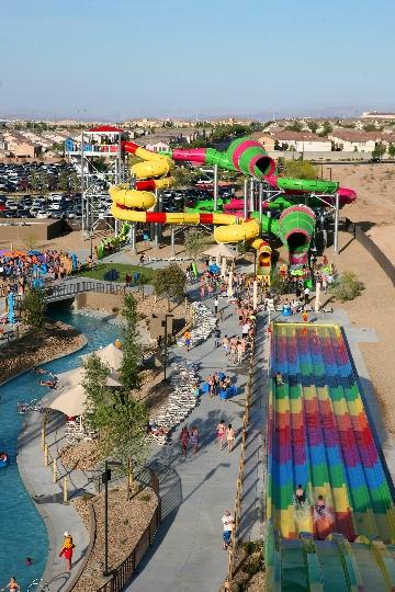 Водни паркове в Лас Вегас
