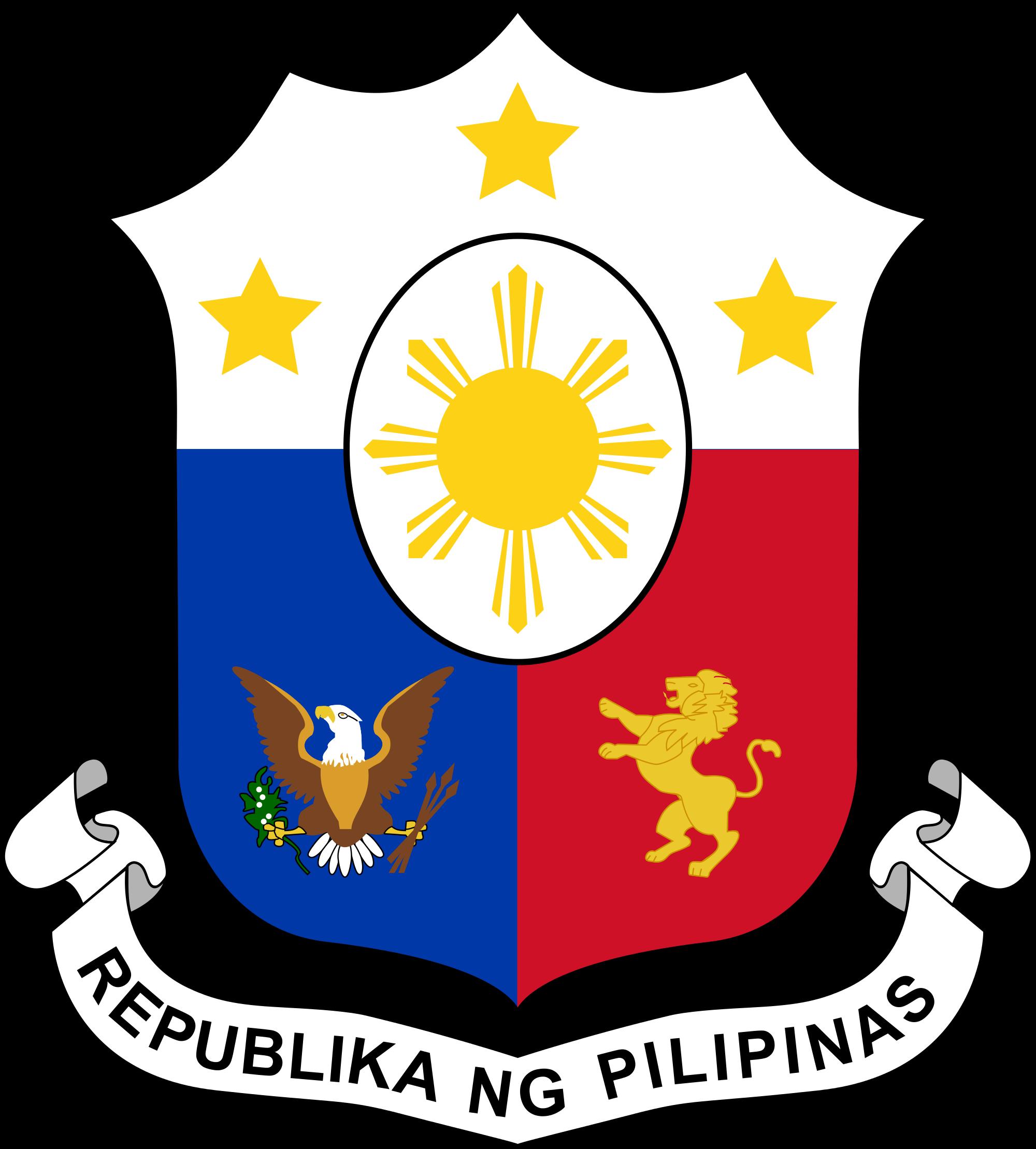 Wapen van de Filipijnen