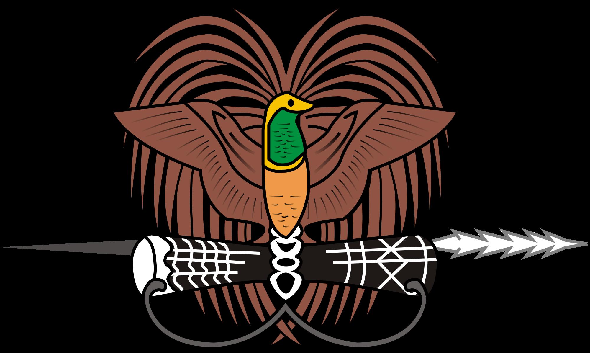 Wapenschild van Papoea-Nieuw-Guinea