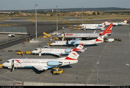 Itävallan lentokentät