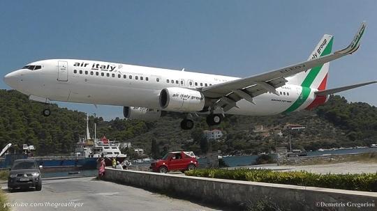 Летища в Италия