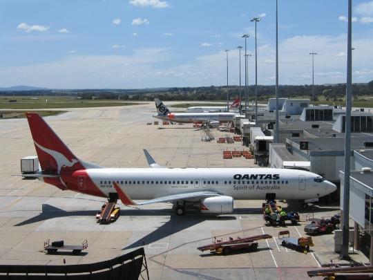 Australische luchthavens