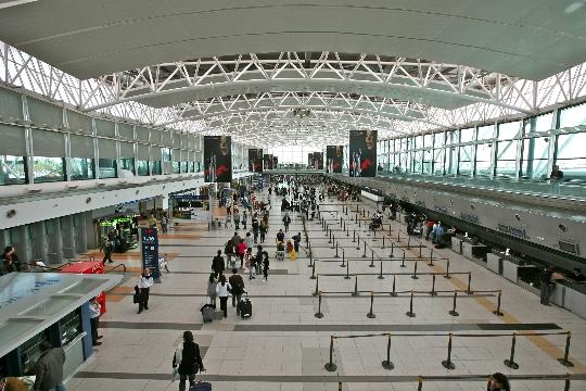 Argentiinan lentokentät
