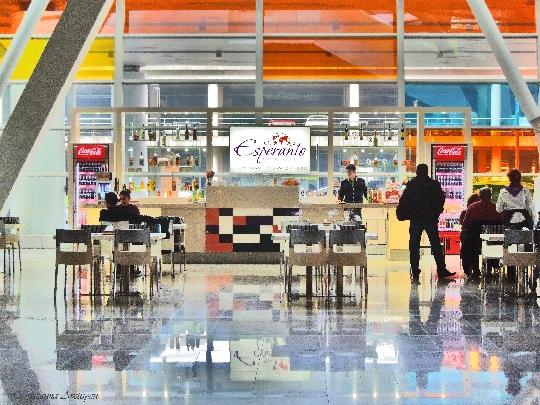 Luchthavens van Armenië