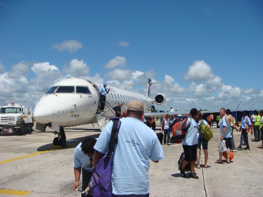 Belize vliegvelden
