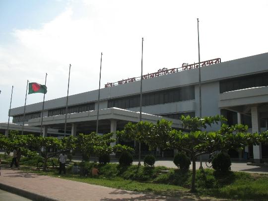Летища в Бангладеш