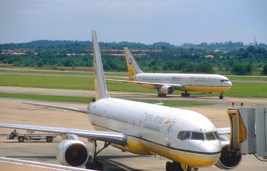 Летища на Бруней