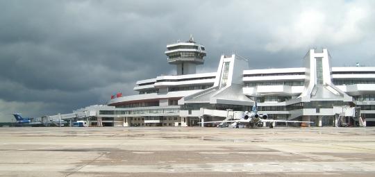 Luchthavens van Wit-Rusland