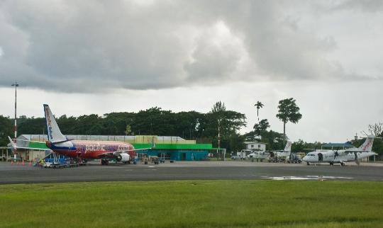 Летища Вануату
