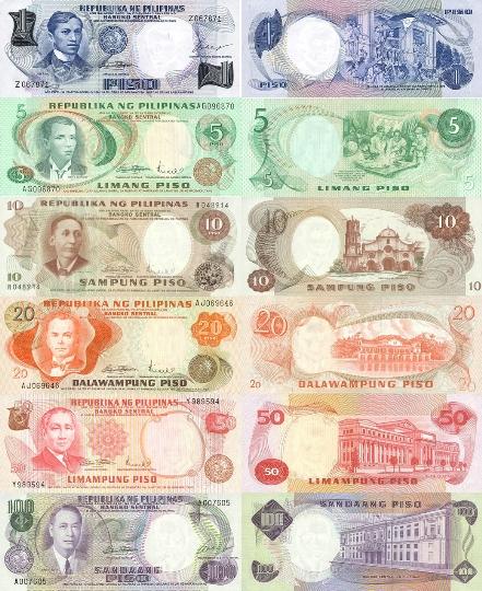 Valuta van de Filipijnen