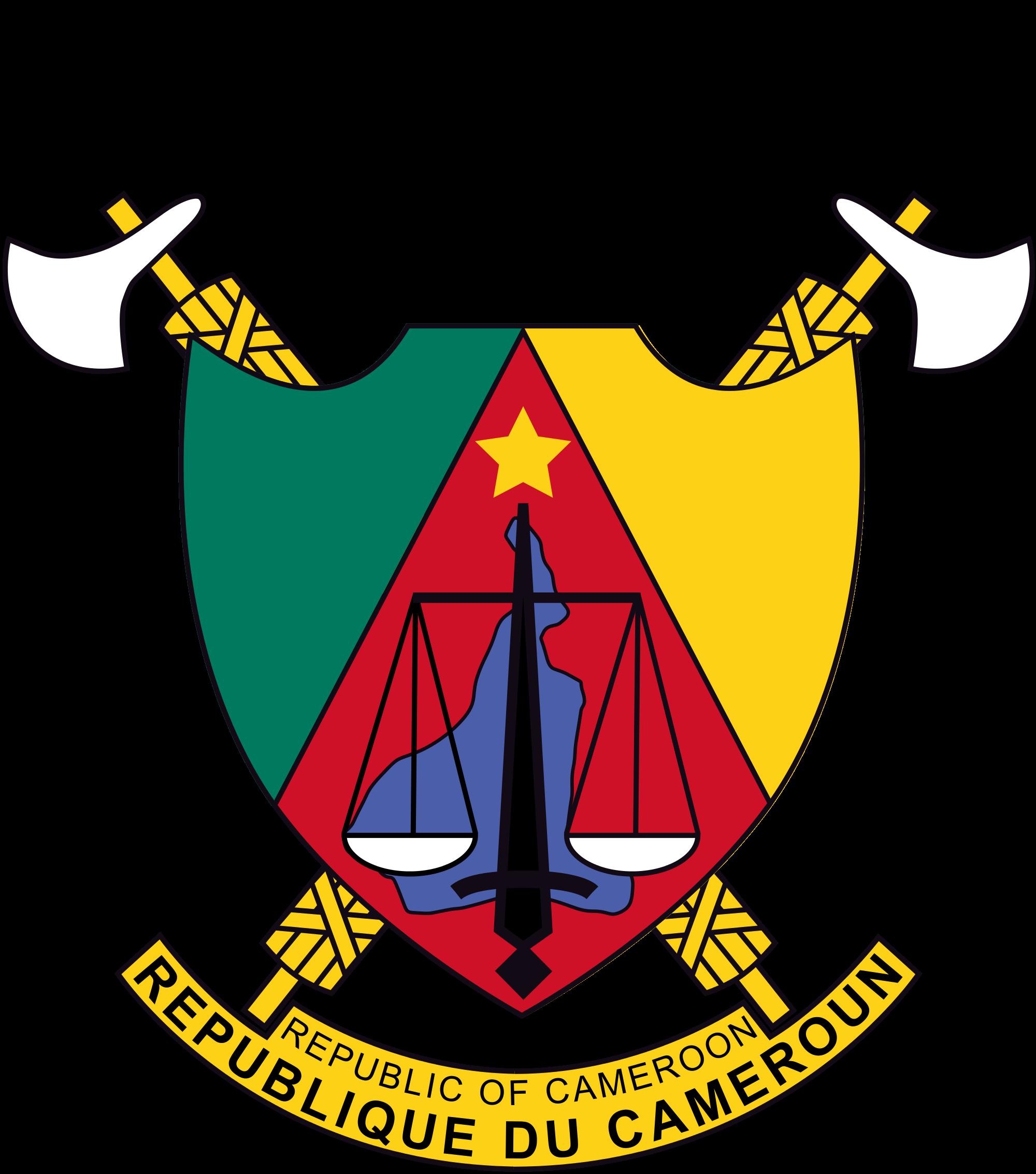 Kamerunin vaakuna