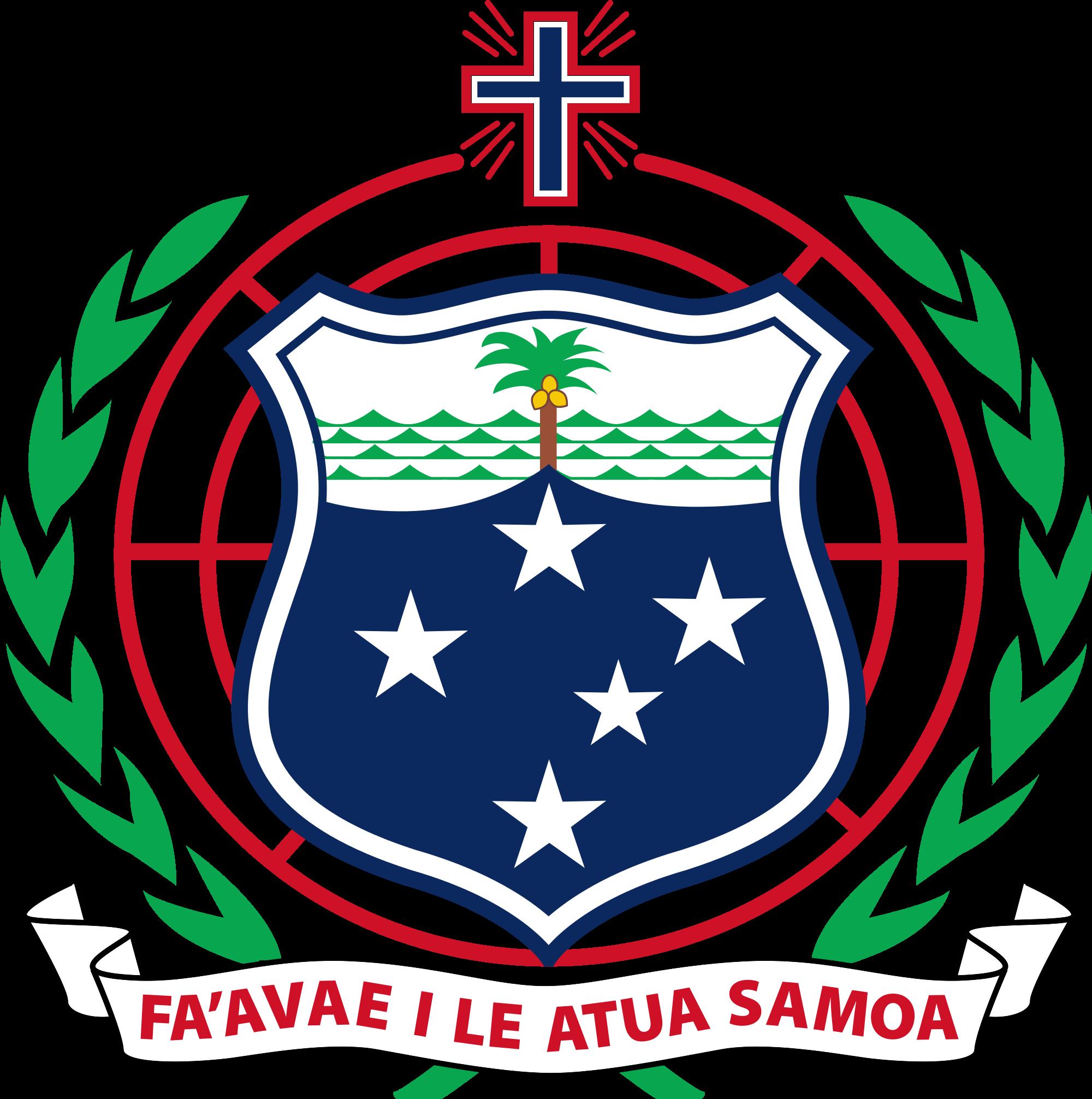 Wapen van Samoa