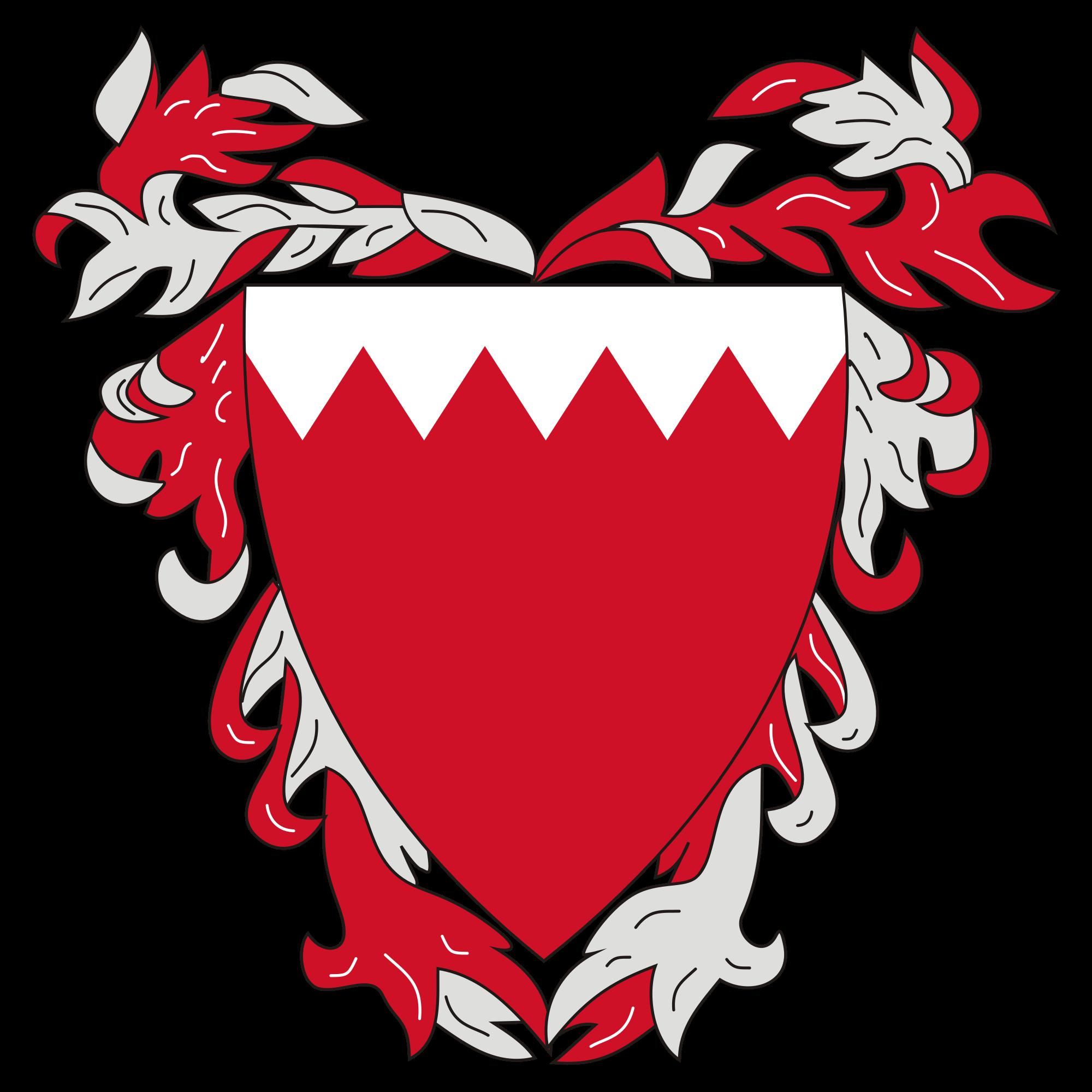 Bahrainin vaakuna