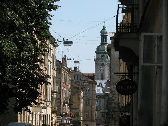 Straten van Lviv