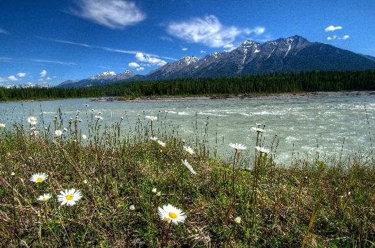 Реки на Канада