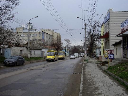 Straten van Simferopol