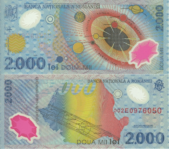 Valuta in Roemenië