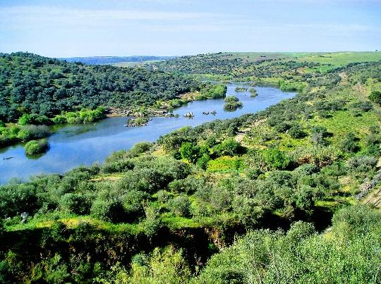 Rzeki Hiszpanii