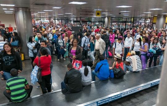 Venezolaanse luchthavens
