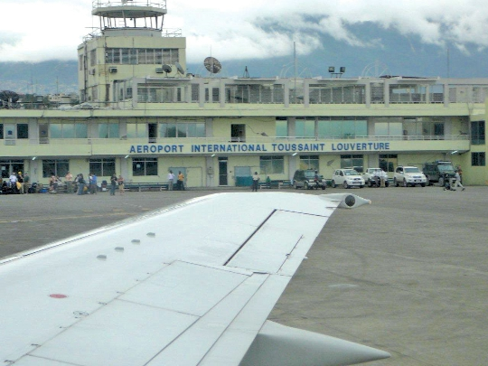 Haïti vliegvelden