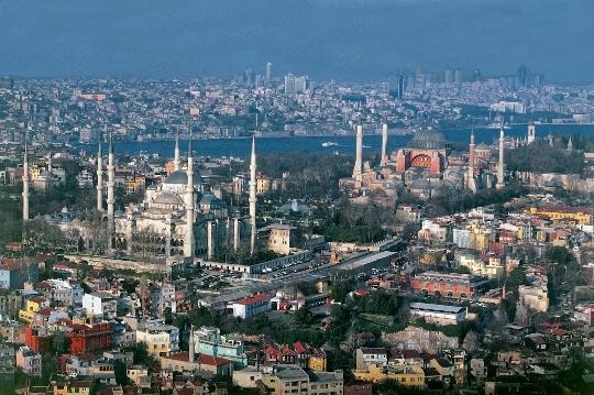 Istanbulin kaupunginosat