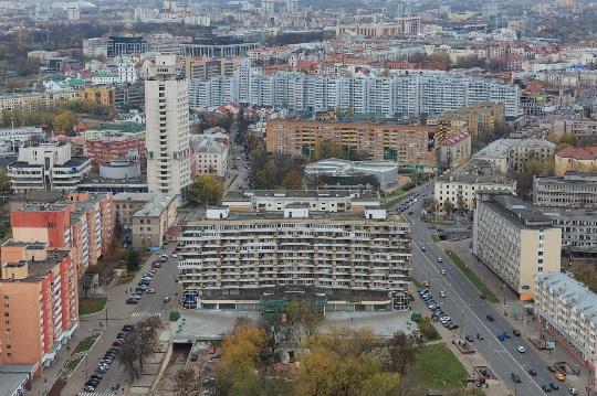 Minskin piirit